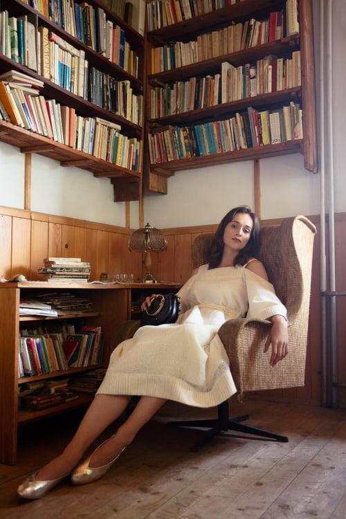 Work  by Roxana Romańska, Caro Adamska, Kateryna Pasko, Justyna Rusnak, Martyna Andrzejewska