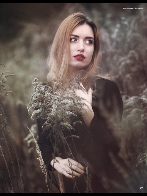 Work  by SamurajGrzes, Mob Journal, Kamila Nowos