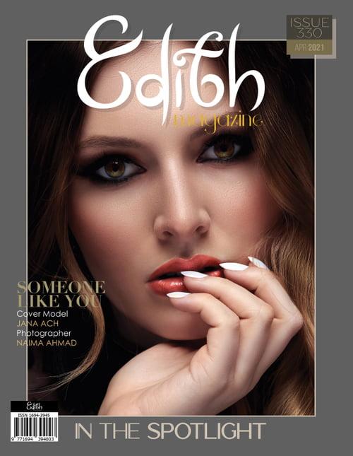 Work  by Edith Magazine, Arshad Shamtally, Edith Magazine , Naima Ahmad, Jana Ach, Alicia Küng