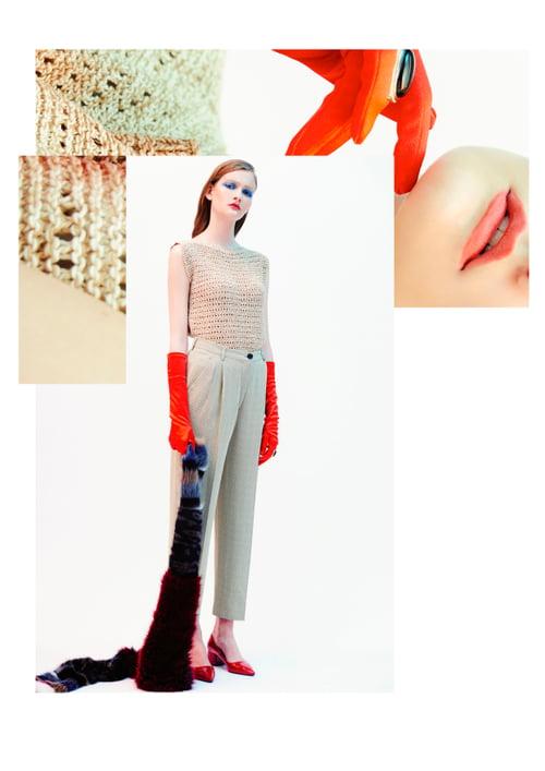 Work  by Polina Dobreva, Enrico Labriola, Madhava Menegazzo, Polina Dobreva