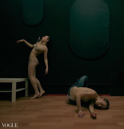 Twins   by Seva Zelikov, Sofie Volovyk