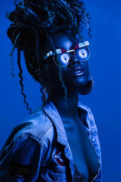 Work  by Anyango , Dilesh Solanki, Rohmarra Kerr, IMIRAGEmagazine, Sophie O'Neon, De'love
