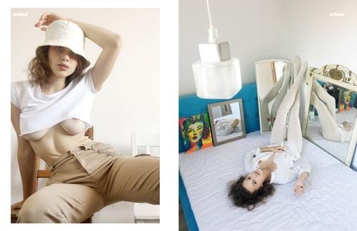 Art Direction: Balint Nemes @balintnemesphoto Model: Emma @emmaszabova   by BEYONDall, Balint Nemes Scout
