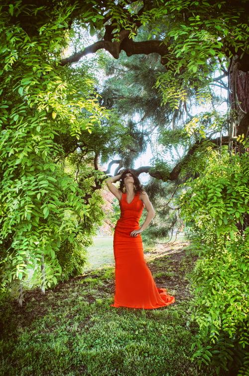Work  by Gabriella Catalano, Make Up Sara Ferri, Model Greta Dell'occhio