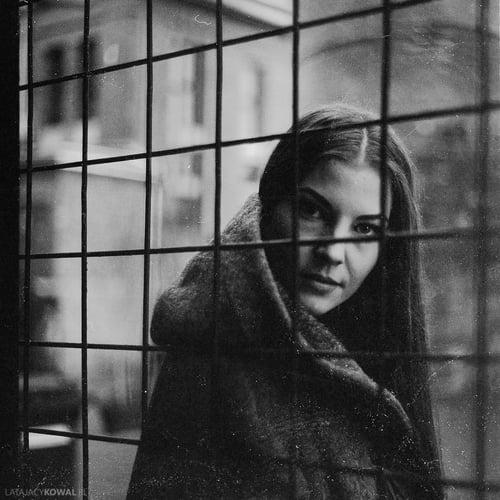 analog   by Agata Czarnecka, Latajacy Kowal