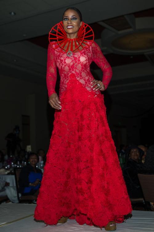 Work  by Lana May, Alis Fashion Design, Ketonya Bankston