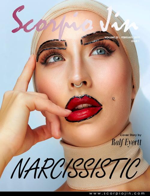 Work  by Scorpio Jin Magazine, Ralf Eyertt, Michelle Arter, Vanessa Cisullo, Ramin Heidary