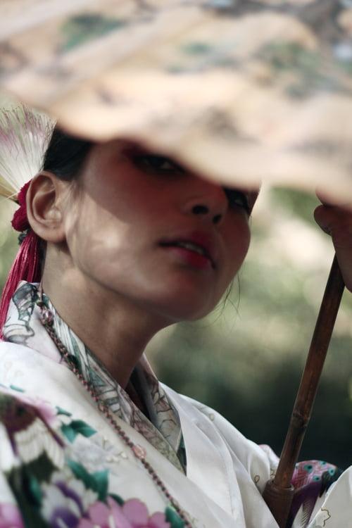 geisha   by gourab pal, Saloni