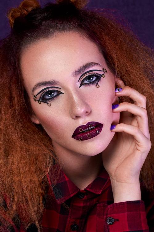 "Editorial ""But it isn't for y'all"" for Make-Up Trendy | Model: Gabriela Kudłacik | MUA: Agini Makeup Artist of MUA Familia   by Focused On Beauty, Agnieszka Krzyzowska, Gabriela Kudłacik"