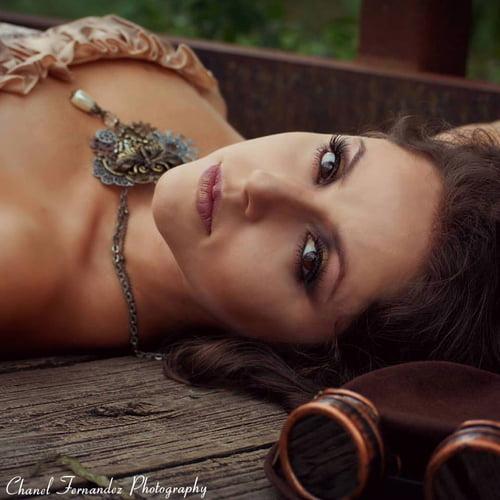 Work  by Cristina Gonzalez, Chanel Fernandez
