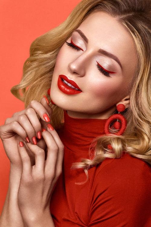 "Editorial ""Let's share our palettes!"" for Make-Up Trendy   by Focused On Beauty, Kateryna Pasko, Katarzyna Długosz, Sylwia Wu, Iwona Miernik, Ola Chacińska"