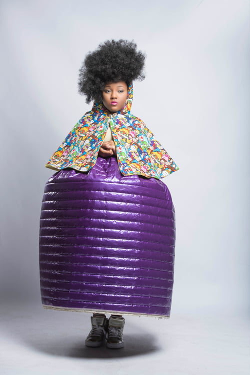 Unconventional Designs    by Chanique Quinones, Sydney Scales, Leroy Mclaurin, Karen Scales , Starr , Antoinne Duane Jones