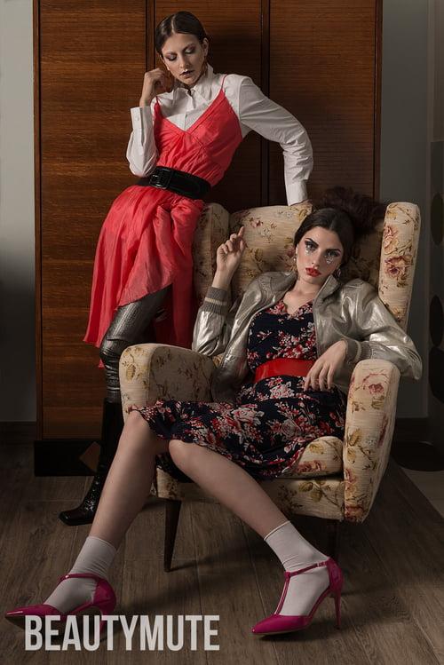 Work  by Rada Ghedea, Luciano Verzola, Michelle Sciarra, Ginevra Fusari, BeautyMute, Nicla Centorame