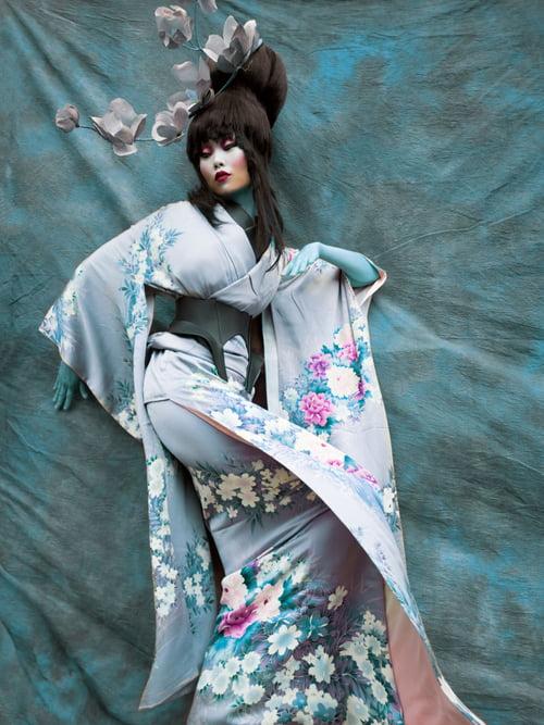 Work  by Tia Oguri, CZ, Magic Owen, Weic Lin