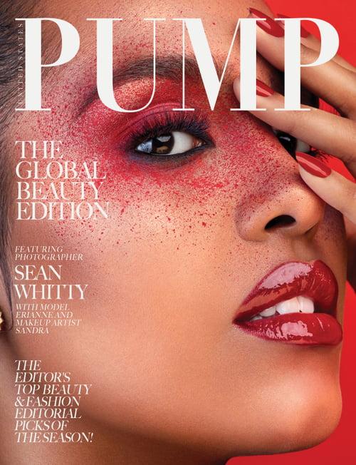Featured in PUMP Magazine:  Photographer  Sean Whitty  Model  Erianne Makeup Artist  Sandra Mua   by PUMP Magazine, Sean whitty , Sandz Mua, Amanda-Noel Fischer, Erianne