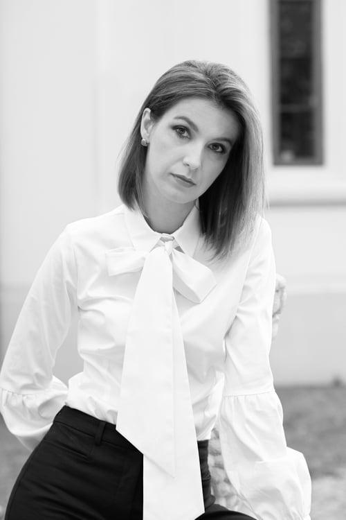 portrait women b&w   by Krzysztof Łakomski