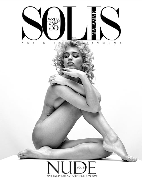 Cover story for Solis: Karina   by Seva Zelikov, Maya Bersh, Bilyk Karina