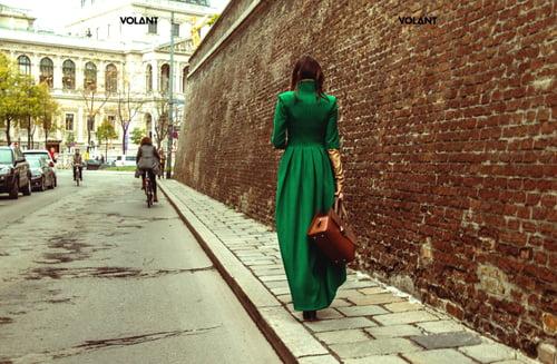 Work  by Felix Abrudan, Emmy Santo, Gaya-ne, VOLANT Magazine, Amanda Gevorgyan