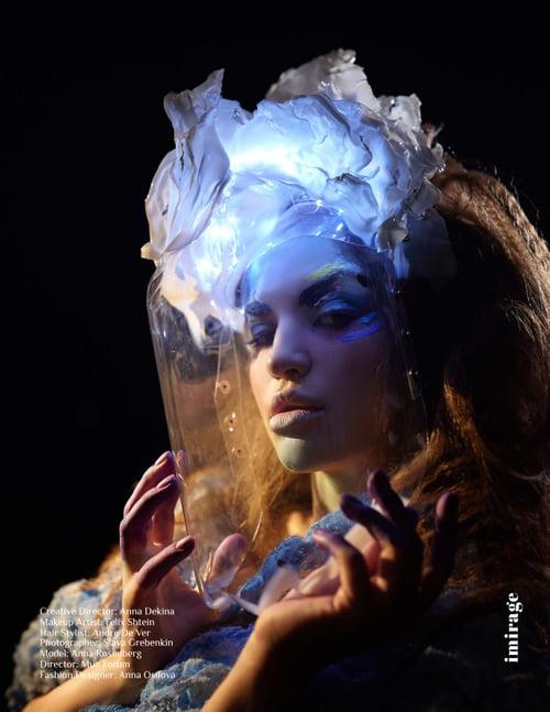 Work  by Slava Grebenkin, Anna Dekina, Andre De Ver, Felix Shtein, Mua Forum For Makeuprushgame, Anna Osilova, Anna Rosenberg