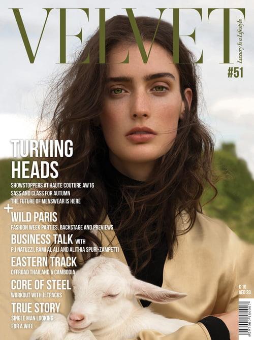 Work  by George Buczko, Hervé Moutou, Yaya Moo, Angie Moullin , Yumiko Hikage, Marizanne Visser , Velvet Magazine