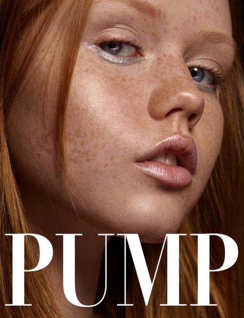 Featured in PUMP Magazine:  Photographer + Retoucher: Karolina Harz Model: Matylda @REVS Models Makeup Artist: Simona Petrucci   by PUMP Magazine, Amanda-Noel Fischer, Karolina Harz, Matylda, Simona Petrucci