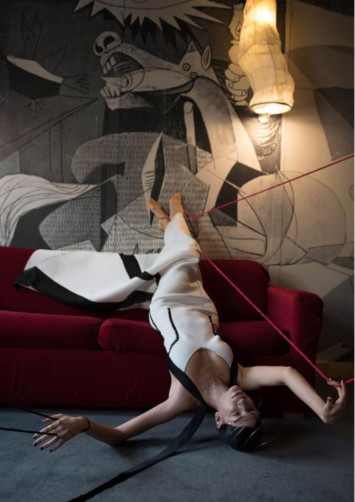 Work  by Sylvie Renault, Anna Ushakova, Toril Natvig, Tamara D'andria, Gloria Kastrum