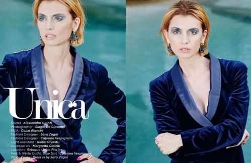 Work  by Biagio De Giovanni, Alessandra Galati, Surreal Beauty, Giulio Silvestri, Giulia Bianchi, Margarita Gioielli, Caterina Vespignani