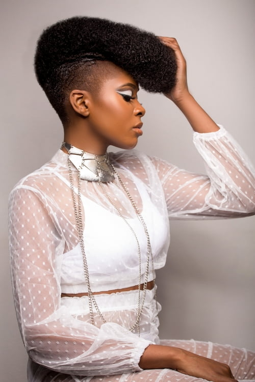 Work  by Alicia Jordan,  Josh Hair & Beauty, Powel Photography, Ebun Abatan Artistry