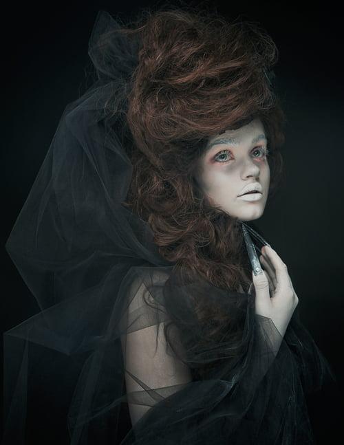 Work  by Gina Valentine, Sara Elizabeth
