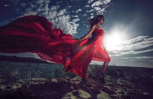 Work  by BlackKat Photography , Féroce Magazine, Shanica Bourne