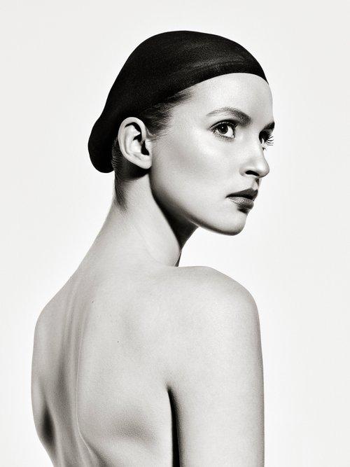 Work  by Fabrizio De Patre, Sylvia Lopomo, Amber V @ Dominique Models