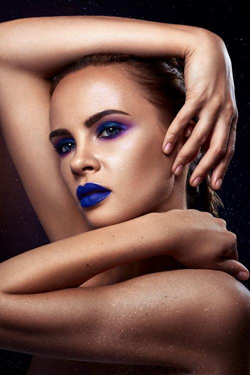 MUA Familia Makeup Championship #Universe (1/5)   MUA: Katarzyna Flame Kowalik   Model: Natalia   by Focused On Beauty, Katarzyna Kowalik, Natalia Szura