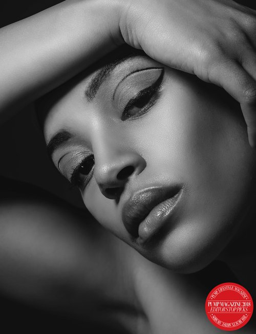 Published in PUMP Magazine:   Model Kirstie Patrice @Otto Models | Makeup Artist Samantha Hall Photographer Atreyu Key  http://www.magcloud.com/browse/issue/1500582   by PUMP Magazine, Editor @ PUMP Magazine, Kamari Love, Samantha Hall, Combina