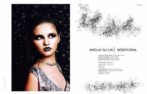 Work  by Tameka Elliott, Jessy  Dodd, Amelia Su-lin, StyleCruze Magazine