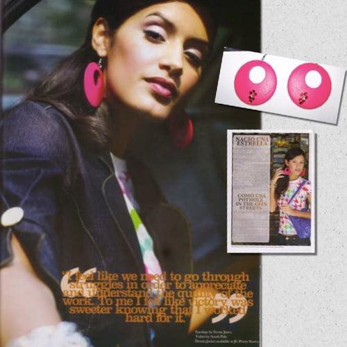 Photographer: Josh Dehonney and ULM issue 80   by Yvette Jones, Jaslene Gonzalez, Josh Dehonney