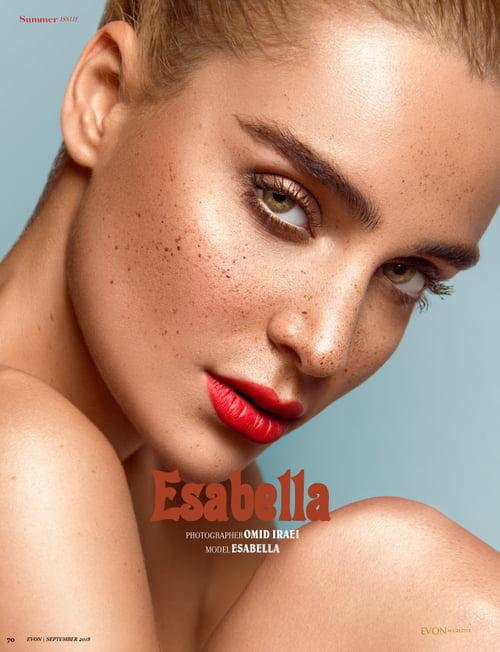 EVON MAGAZINE End of SUMMER Issue   by EVON Magazine, Omid Iraei, Esabella