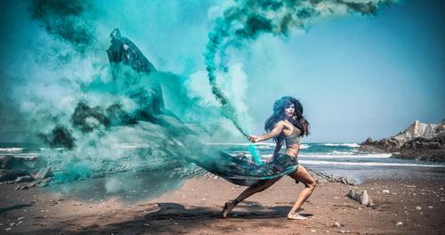 Work  by Iván RDC Photography, Lady Scissors, Apropos Make Up , Lu Emen, Alicia Canelinha