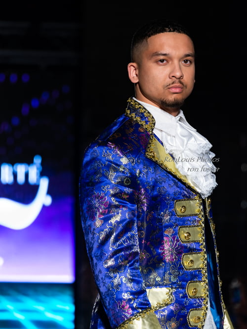 The Society Fashion Week 2020   by Ron Foster, The Society Fashion Week, Chino Arti