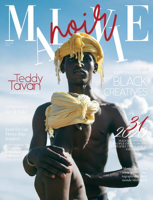Work  by MALVIE Magazine, Marius Ciobanu, Teddy Tavan Juma, Ray Allan, Fidel Castro