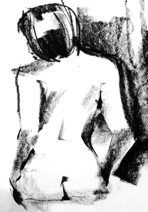 Figure Study   by Justin Kramer
