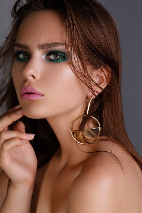 Work  by Irena Eastington, Q Models , Make Up Elena Bondarchuk, Elena  Lange-chalaya, Elizabet Yurlova