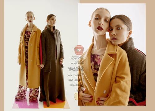 Work  by Arcady Manah, Makers, Irina Urumoglo, Xenia_bugneac, Danarogovski, Olgatovstenco, Dana