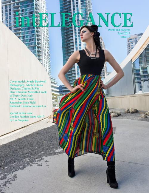 Work  by Michele Taras @michele_taras, Intelegance Magazine, Kate Field , Avaah Blackwell, Charles & Ron, Christine Metcalfe-crooke , Jenelle Forde