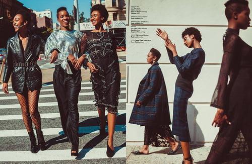 Work  by George Buczko, Lynzi Judish, Onyeka Deborah, Jute Magazine