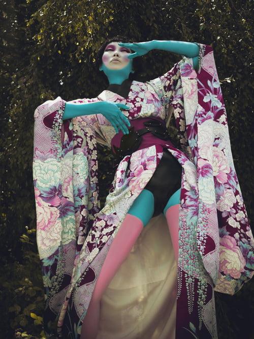 Work  by Tia Oguri, Magic Owen, CZ, Weic Lin