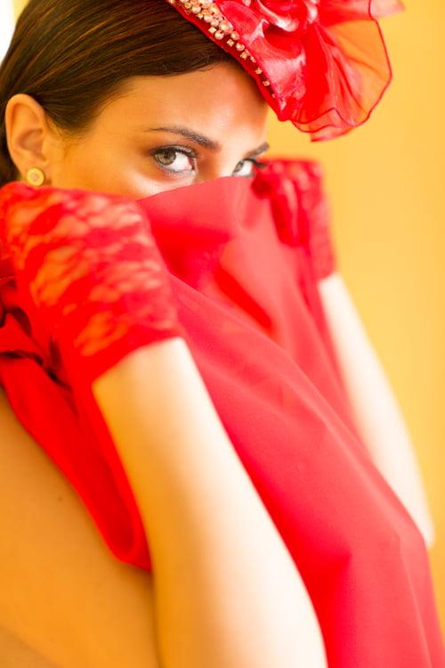 Work  by Lorenzo Belmonte, Vega Karlson, Carolina Hernandez, Veteran Couture