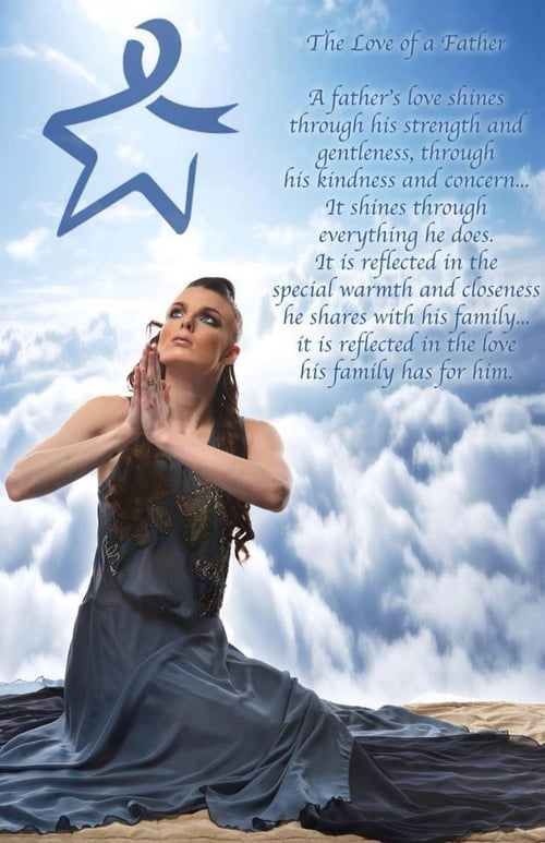 cancer tribute to my father   by Star Leigh, Frank White, Rose Redd, Joanna Armes