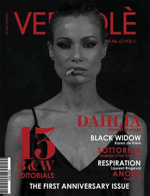 Work  by Vertiqlè Magazine, Alexia Vic -  Model, Daniel Mouret, Samantha Adamo, Pierre Chapelle