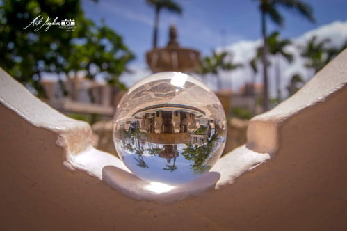 #lensball   by Art Kingdom Photography