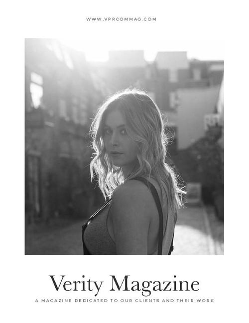 Our first issue introducing our clients and their work   by Adrieyn Christi, Charlotte Day